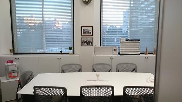 普段の会議室